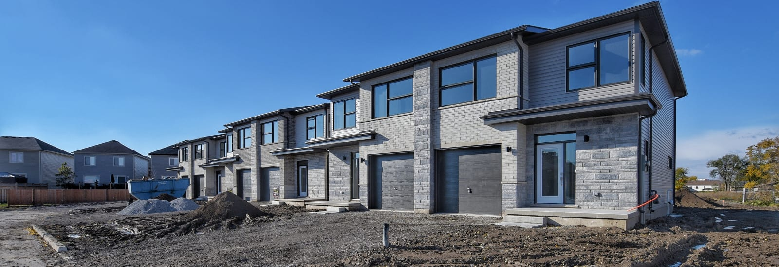 Building Projects with Cairnwood Homes, Subdivision Builders in Niagara