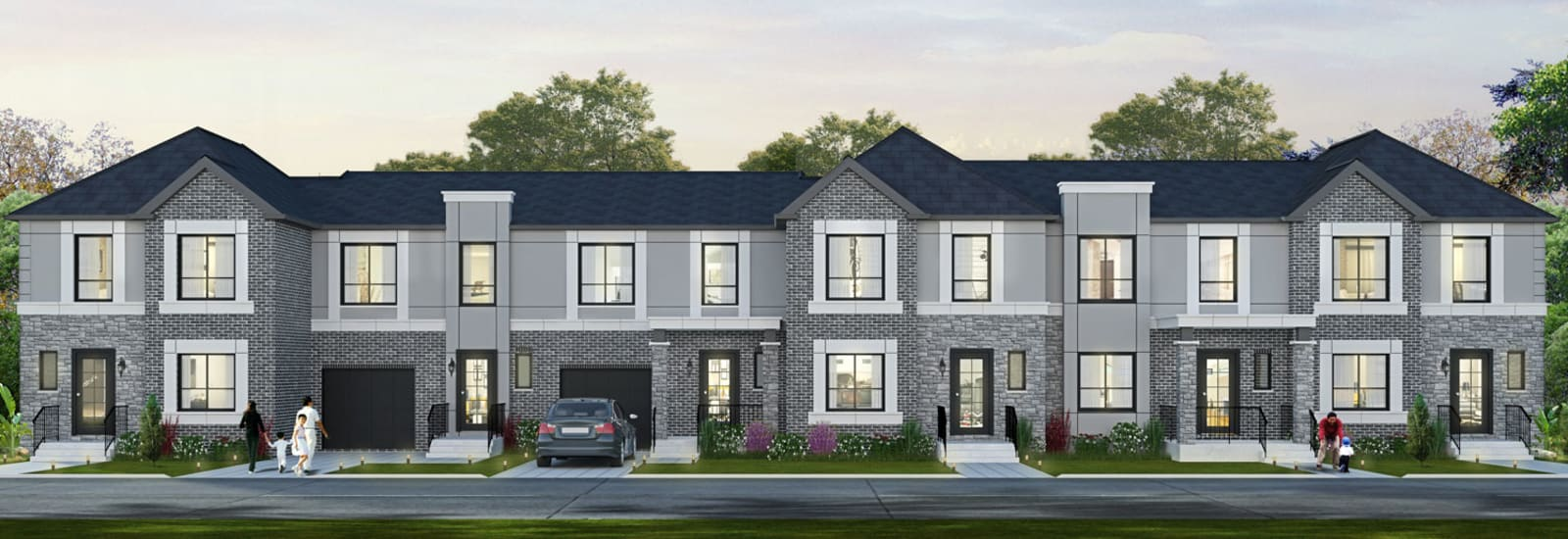 Broadway in Welland, Projects by Cairnwood Homes, Home Building in Niagara